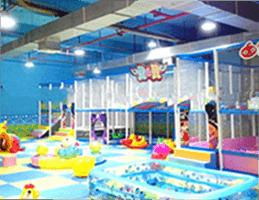 儿童乐园加盟案例6