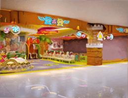 儿童乐园加盟案例8